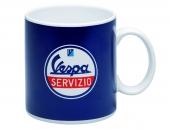 Keramični lonček Vespa servizio