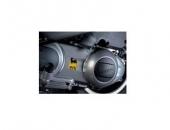 Carbon izgled pokrovček prenosov Vespa GTS